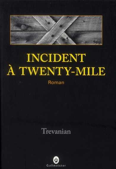 INCIDENT A TWENTY MILE